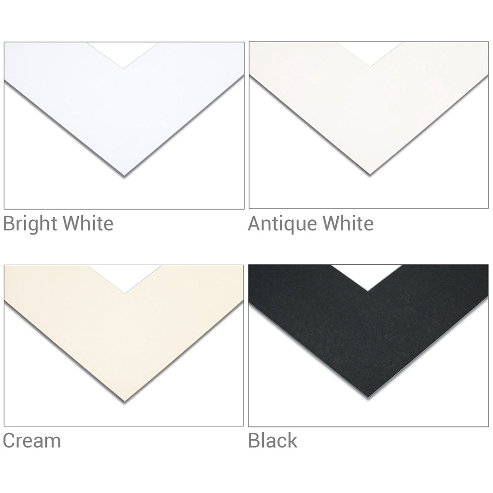 Framing Bundle Matboard Options