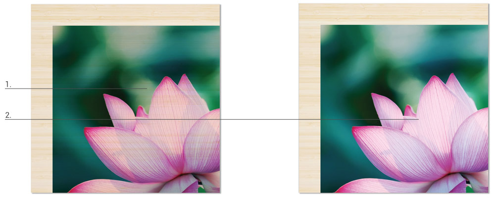 UV Bamboo White CMYK