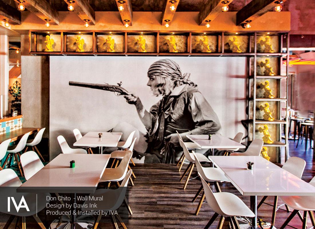 Wall Mural Graphics Impact Visual Arts
