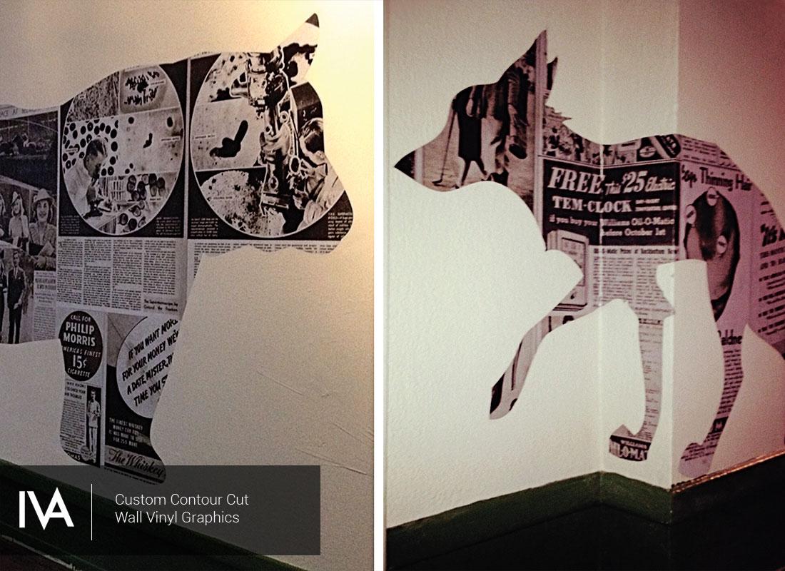 Wall Mural Graphics Impact Visual Arts - Custom murals from photos
